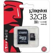 Kingston 32 Gb Micro Sd Class 10 Cl10 Sdc10g2 32gb