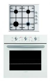 Lanova Beyaz İkili Ankastre Set (36400 209+2104w)...