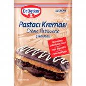 Dr. Oetker Pastacı Kreması Instant Çikolatalı (55 G X 6 Adet)