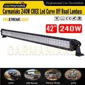 Cree 240w Led Off Road Lambası Videolu Tanıtım Crmx1051