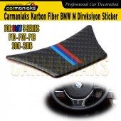 Karbon Bmw M Direksiyon Sticker Model2 Crm7060