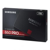Samsung 860 Pro 1tb Ssd Disk Mz 76p1t0b