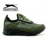 Slazenger Adel Sa19lk044 Nubuk Yazlık Poli Lastik Bağcıklı Kadın Spor Ayakkabı
