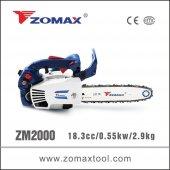 Zomax Zm2000 Bnezinli Ağaç Kesme Motoru 25 Cm Klavuz Boyu