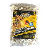 Doglife Sütlü Pres Beyaz Köpek Kemik 20 Gr (100 Adet)