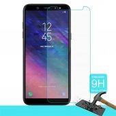 Samsung Galaxy A6 2018 Nano Cam Ekran Koruyucu Kırılmaz Film Okmo