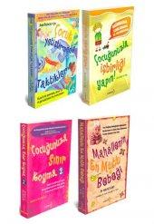 Mahallenin En Mutlu Bebeği Seti 4 Kitap