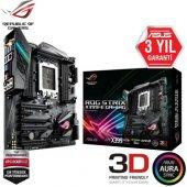 Asus Rog X399 E Gamıng S+vga+l Amd Sockettr4