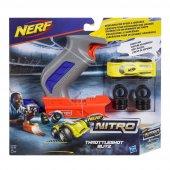 Nerf Nitro Throttleshot Blitz Gri