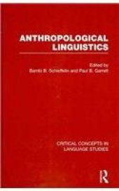 Anthropological Linguistics (5 Volumes)