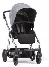 Mamas Papas Sola 2 Bebek Arabası Chrome Grey Marl