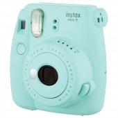 Fujifilm Instax Mini 9 Açık Mavi Fotoğraf Makinesi