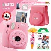 Fujifilm Instax Mini 9 Açık Pembe Fotoğraf Makinesi Ve Hediye Seti 3