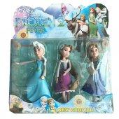 Frozen Fever 2 Kutlama, Elsa Anna, 3 Parça Yeni Sezon
