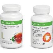 Herbalife 100 Gr.klasik Çay+thermo