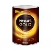 Nescafe Gold Kahve Aromalı Kahve Yumuşak İçim Teneke Kutu 900 Gra