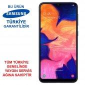 Samsung Galaxy A10 32gb Mavi (Samsung Türkiye Gara...