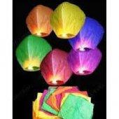 Dilek Feneri Dilek Balonu Uçan Balon 10 Adet
