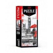 Blue Focus London 230 Parça Puzzle Bf138