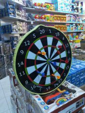 Kutulu Manyetik Eğitici Aile Dart Oyunu Magnet 6 D...
