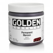 Golden Heavy Body Acrylıc 473 Ml Seri 7 Permanent