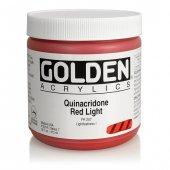 Golden Heavy Body Acrylıc 473 Ml Seri 7 Quın Red