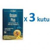 Ocean Plus Omega3 1200mg 30 Kapsül 3adet