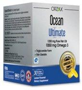 Ocean Ultimate Saf Balık Yağı 30 Kap