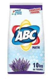 Abc Matik Toz Çamaşır Deterjanı Lavanta Avantaj Paket 10kg