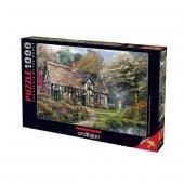 1020 Bahçenin Renkleri Puzzle Anatolian