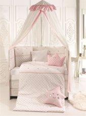 Pierre Cardin Queens Crown With Pink Uyku Seti...