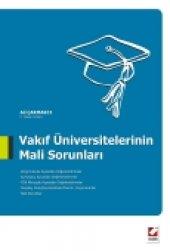 Vakıf Üniversitelerinin Mali Sorunları