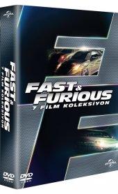 Dvd Hızlı Ve Öfkeli (7 Dvd) Koleksiyon