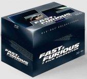 Blu Ray Hızlı Ve Öfkeli (7 Blu Ray) Koleksiyon Fast&furious