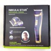 Nikula Star Rdl 2037 Saç Sakal Tıraş Makinesi
