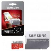 Samsung 32gb Evo Plus 95 Mb S Microsd Kart (Sd Adaptör) Mb Mc32ga Tr