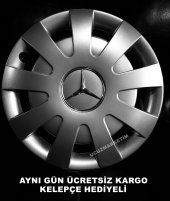 Mercedes Sprinter 16 İnç Jant Kapağı 4lü Set A+ Ka...