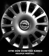 Opel 14 İnç Jant Kapağı Takımı Kelepçe Hediyeli 1....