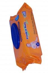 Freshn Soft Islak Havlu 64lü Kapaklı.