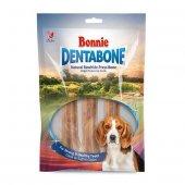 Bonnie Doğal Pres Köpek Çiğneme Kemiği 3 Lü