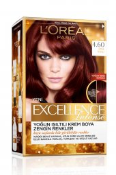 Loreal Excellence Intense Saç Boyası 4,60 Ateş Kızılı
