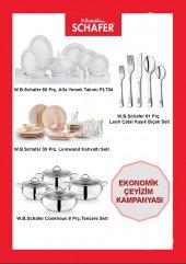 Schafer Ekonomik Çeyizim Kampanyası(Alfa Plt04,leon,leinwand,cookhaus)