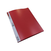 Bafix Katalog (Sunum) Dosya 60 Lı A4 Kırmızı