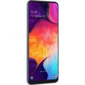 Samsung Galaxy A50 2019 64 Gb Beyaz (Samsung Türkiye Garantili)