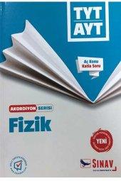 Tyt Ayt Fizik Akordiyon Serisi Aç Konu Katla Soru Sınav Yayınları