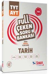 Tyt Ayt Tarih Full Çeken Soru Bankası Sınav Yayınları