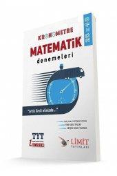 Tyt Kronometre Matematik Denemeleri Limit Yayınları