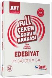 Ayt Edebiyat Full Çeken Soru Bankası Sınav Yayınları