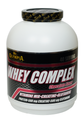 Mr. Olympia Complex Whey Protein 2000 Gr