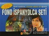 Fono İspanyolca Set (13 Kitap + 6 Cd) Fono Yayınları